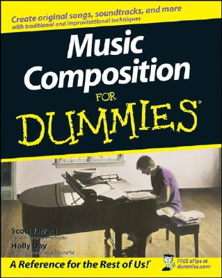 Music Composition for Dummies By Jarrett, Scott/ Day, Holly