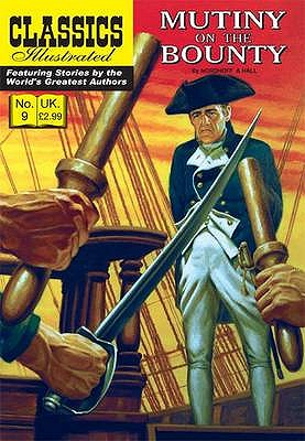 Mutiny on the Bounty By Nordhoff, Charles/ Hall, James Norman/ Kiefer, Henry C. (ILT)/ Waldinger, Morris (ILT)